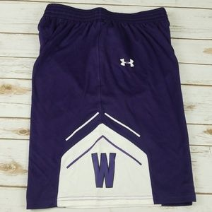 Under armour basketball shorts